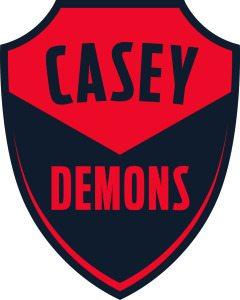 Casey Demons VFLW-logo