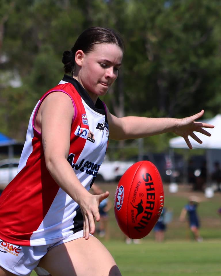 The Southern Districts faced off against the Darwin Buffettes on Sunday.