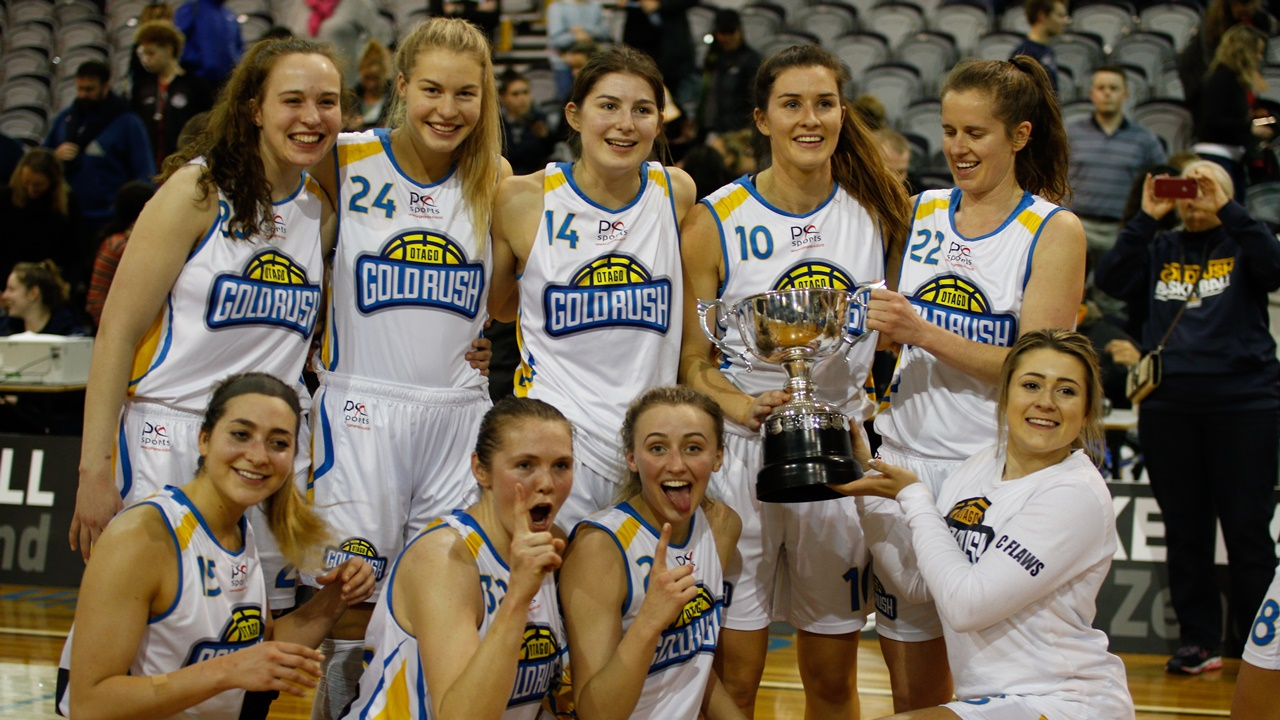 The Harbour Breeze of the NZNBL Women