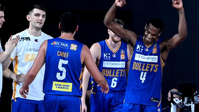 Victor Law of the Brisbane Bullets