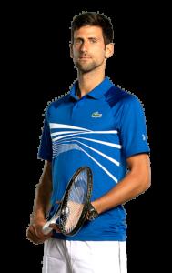 Novak Djokovic Tennis Central